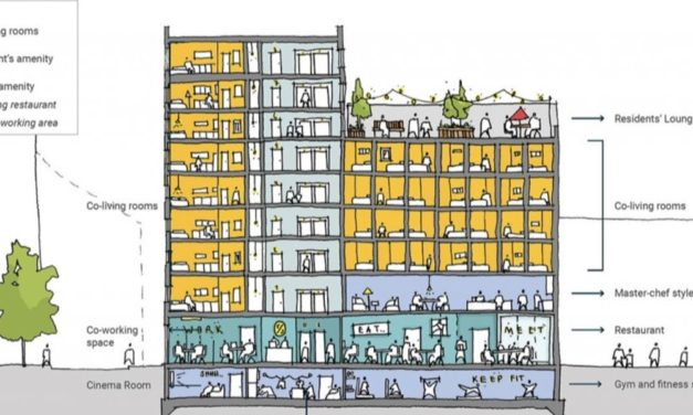 Kingston resi scheme goes the whole Nine Yards