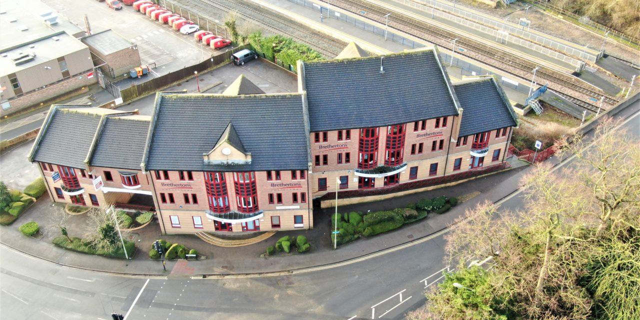 15,000 sq ft offices sold for residential