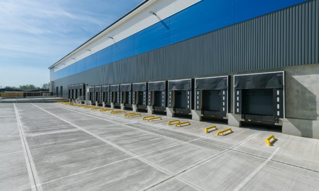 Amazon takes Theale warehouse