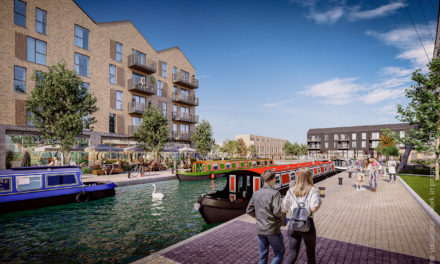 Stoke Wharf set for approval