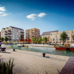 312-home scheme submitted at Grand Union Canal at Slough