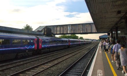 Oxfordshire presses Government for £160m rail funding