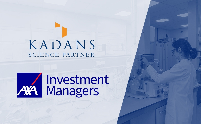 Axa IM acquires Kadans Science Partner