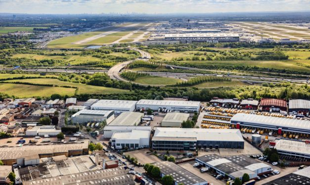 Join us to discuss Heathrow's role in the region