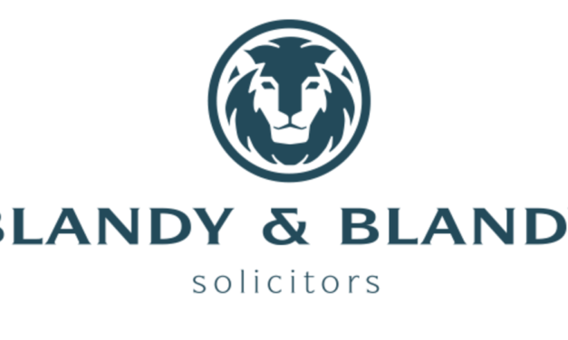 Brand refresh for Blandy & Blandy