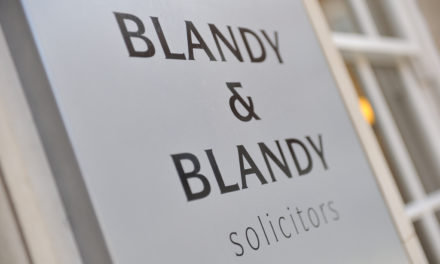Blandys supports NHS charities