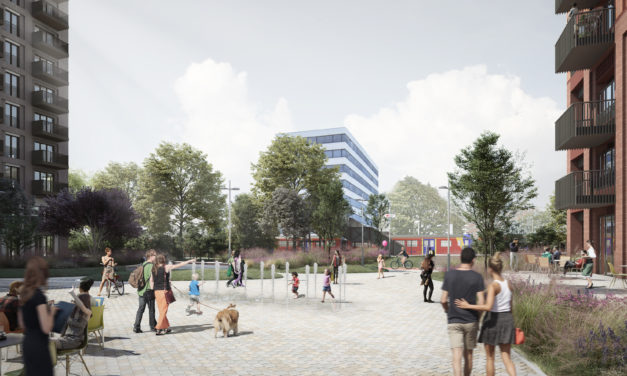 420 homes planned next to Bracknell Station