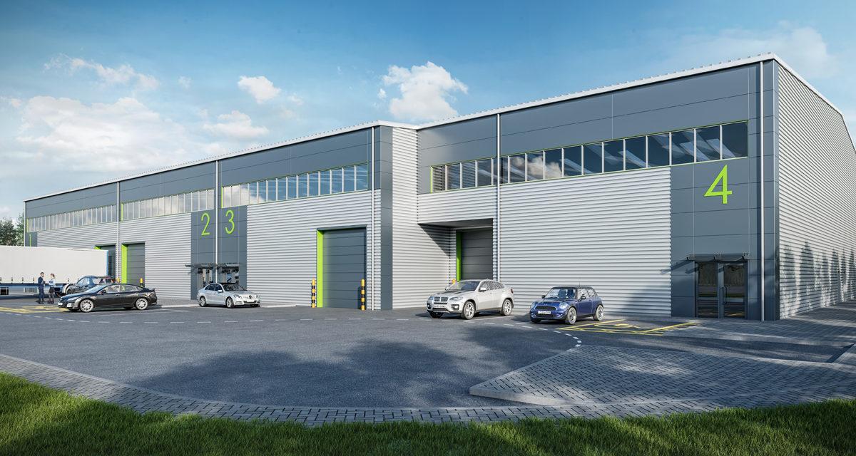 New business park for Chertsey