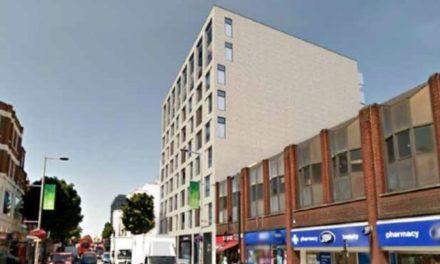 New resi scheme for Ealing Broadway