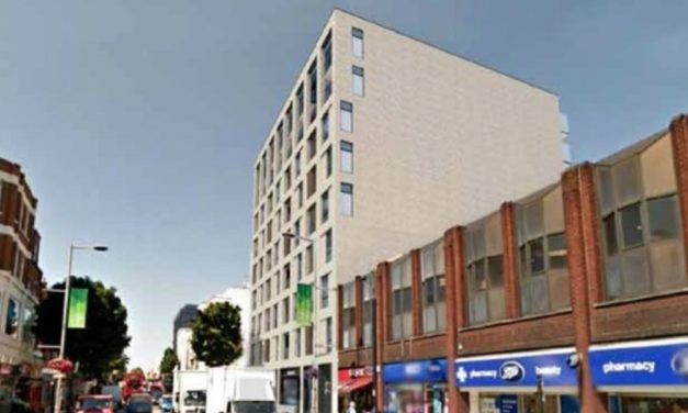 New resi scheme for Ealing Broadway