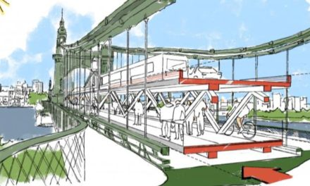 Radical plans announced for Hammersmith Bridge : Is it a bridge too far?