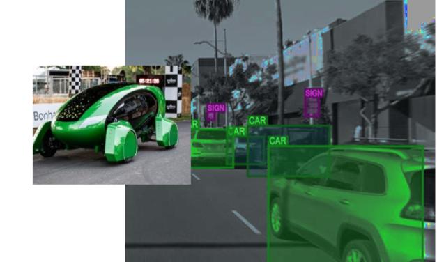London Borough of Hounslow races ahead with autonomous vehicles