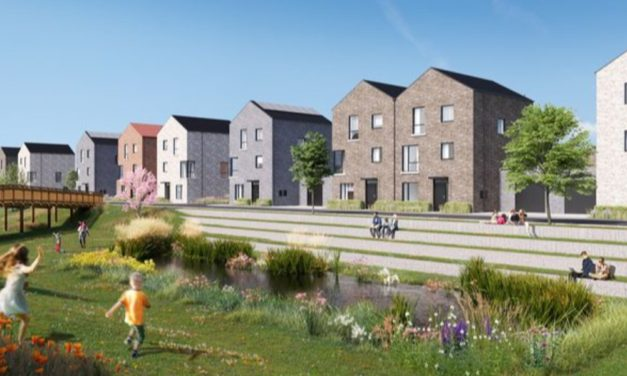 Marshalls reveal brand-new Cambridge 'mini-town'