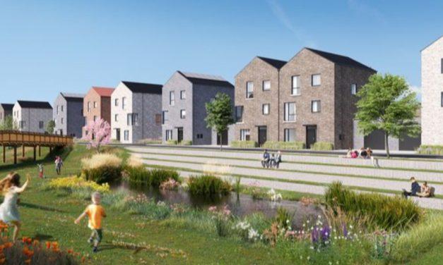 Marshalls reveal brand-new Cambridge 'mini-town'