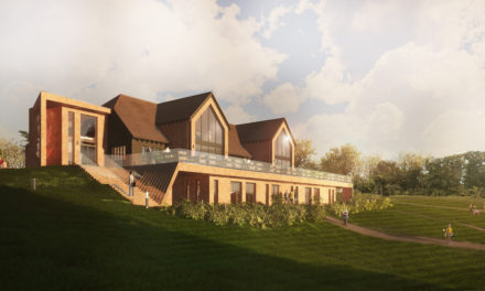 New homes plan, new clubhouse and new family golf centre