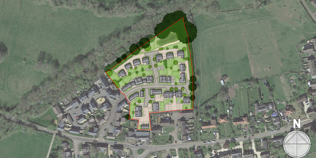 Work to start on 40 affordable homes