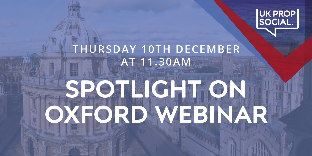 Join us to debate Oxford city centre's future