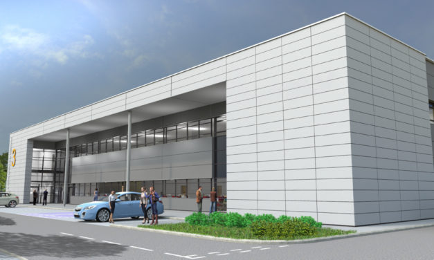 New 49,000 sq ft home for The Native Antigen Company