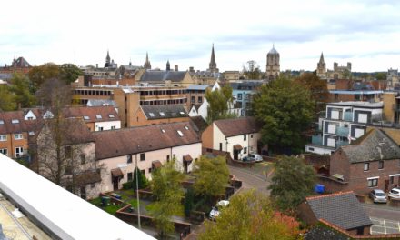 City council to recruit manager to regenerate Oxfordshire centres