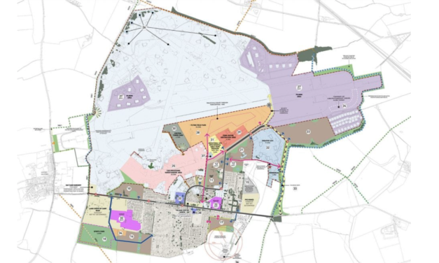 1,175 homes at Heyford Park set for approval