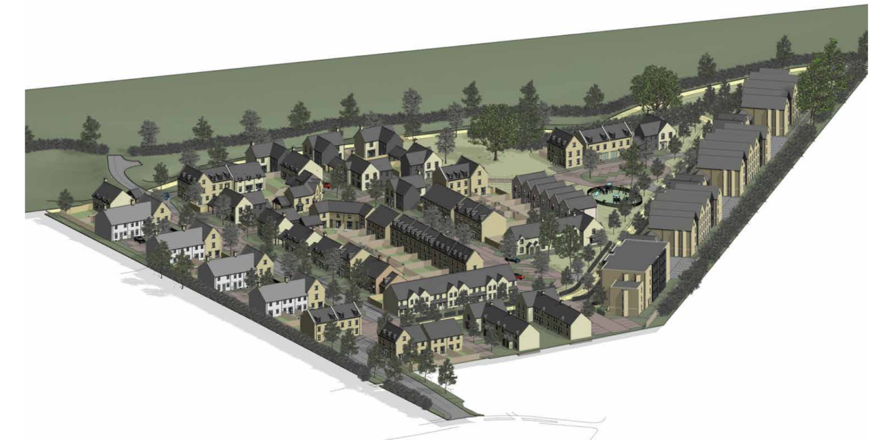 Consultation for 159 homes in Oxford