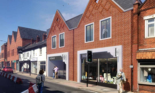 New plans for former M&S in Wokingham