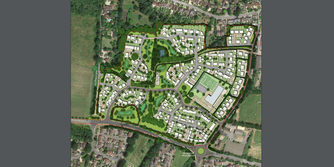 305 homes approved for Bracknell