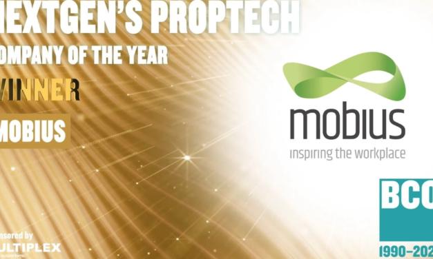 Mobius wins PropTech award