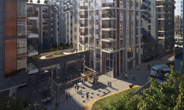 Changes to Reading's Station Hill scheme