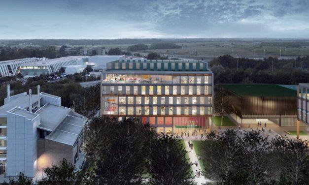 Sheppard Robson releases plans for St John's Innovation Park