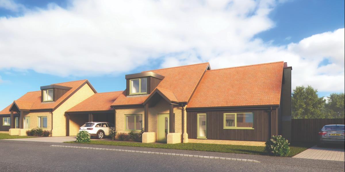 Community Land Trust scheme in Haddenham
