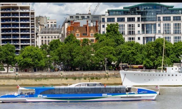 Richmond and Hammersmith float Thames ferry idea