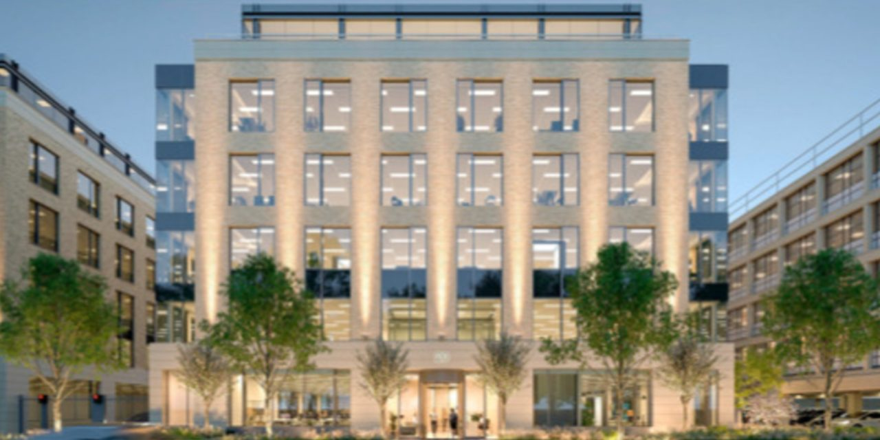 Bidwells advise Brookgate on securing funding for new office building in Cambridge