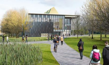 Top marks for Pegasus and the University in Peterborough