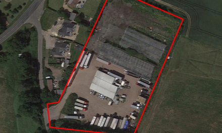 Approval for additional homes at Egham site