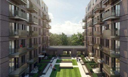 Reserve matters for 526-apartment development in Stevenage