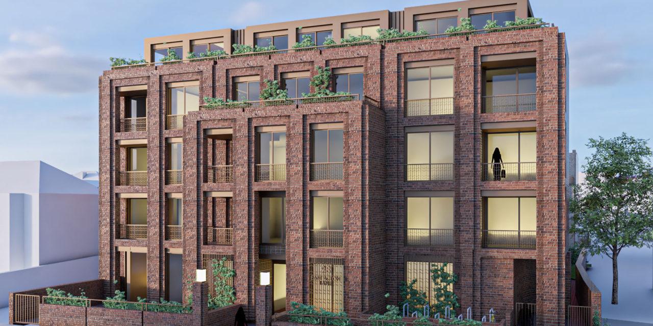 Luxgrove Homes plan sustainable development in East Acton