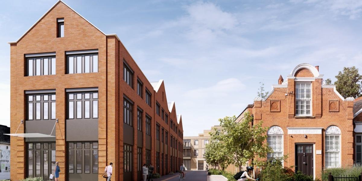 Notting Hill Genesis new development in Hampton Hill is refused