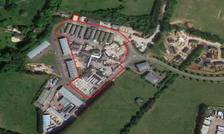 Albion Land wins consent to redevelop business park