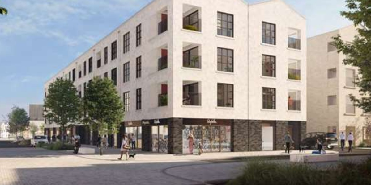 Hill and Marshalls reveal plans for new 'mini-town' in Cambridge