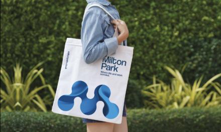 New brand identity for Milton Park