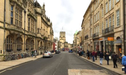 Atkins and Faithful+Gould move to Oxford city centre