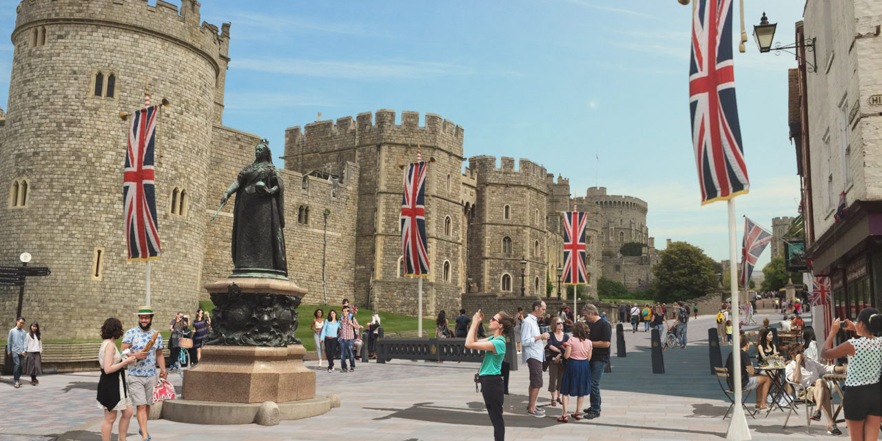 Consultation launched over changes to Windsor's public realm