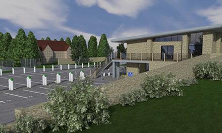 Ridge wins appeal for EV charging station