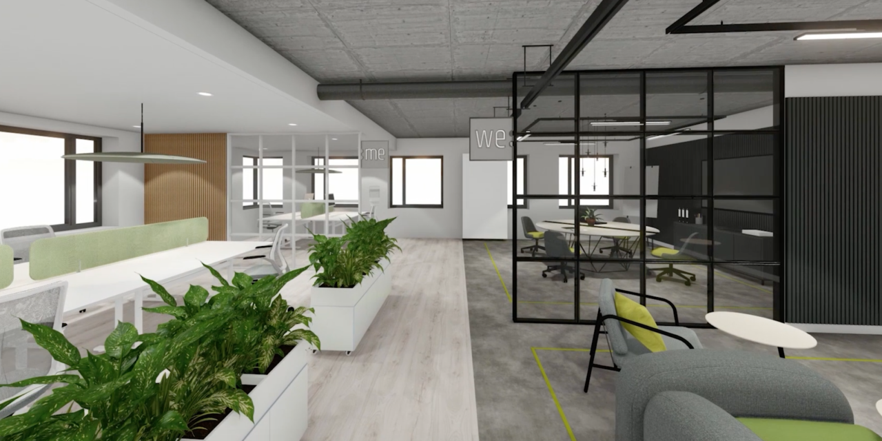 Meet we:me – a new approach to workspace