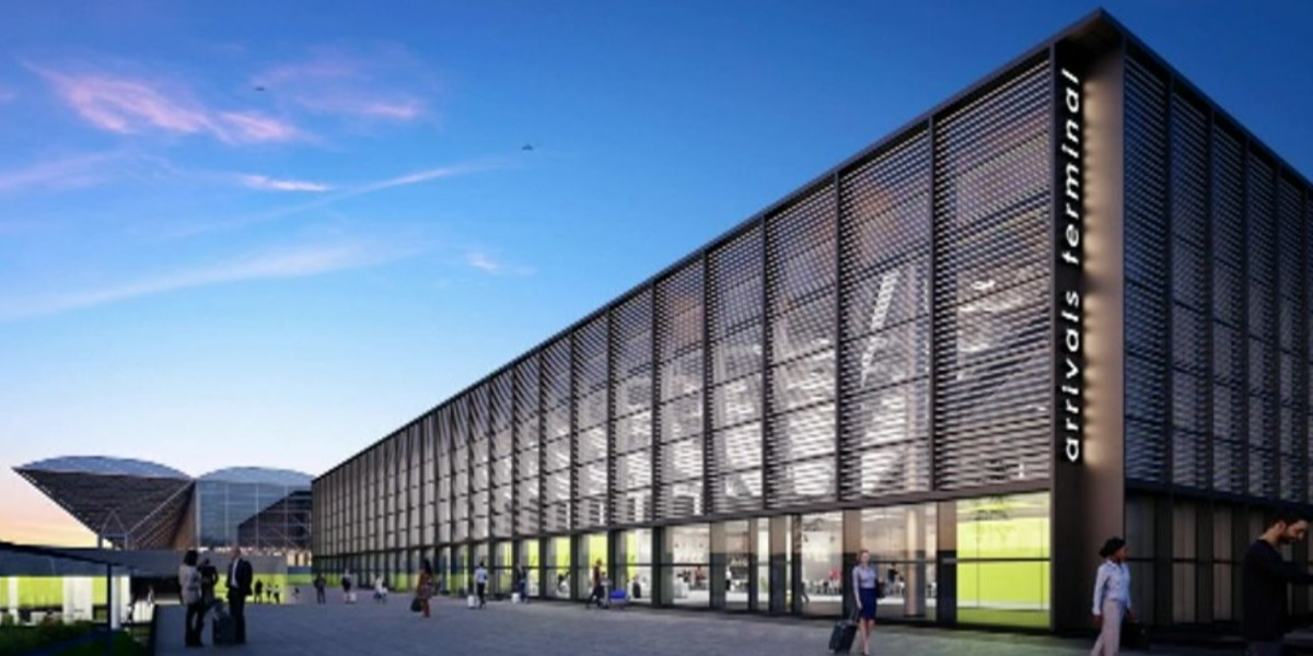 Stansted Airport checks in with new planning application