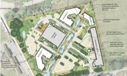WSP submit plans for 90,000 sqft office at Cambridge Innovation Park