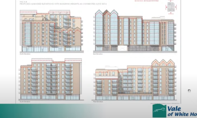 Refusal for additional 30 flats at West Way Square, Botley