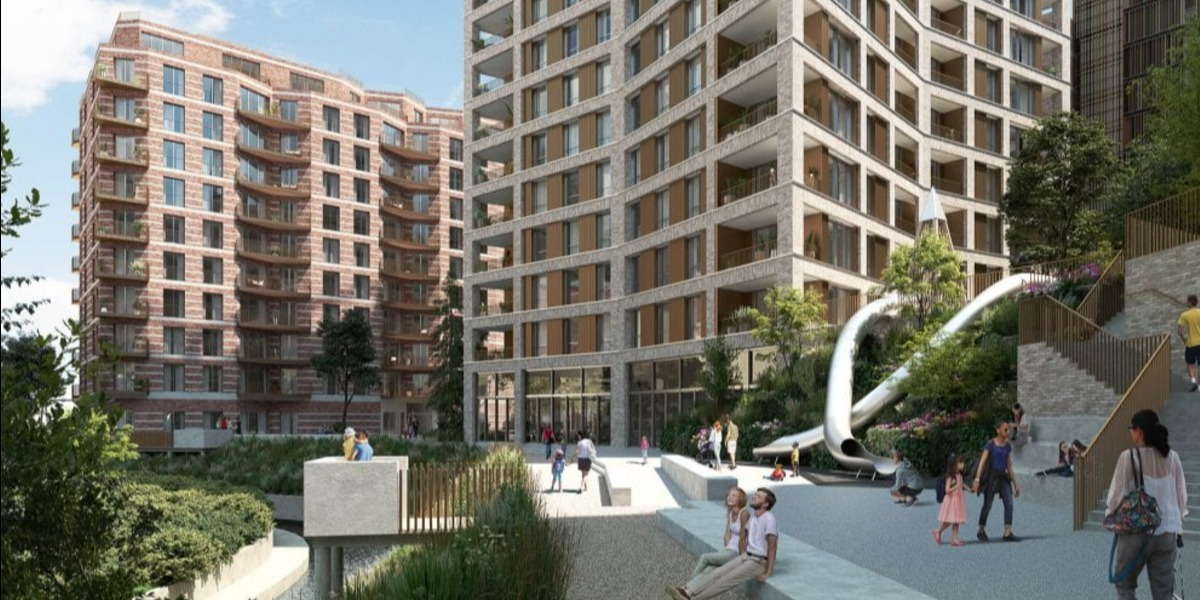 Dominvs Group aim high with Edwardian inspired development in Wembley