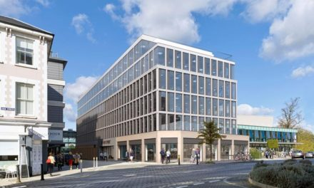 First occupier for newly-refurbished Guildford offices